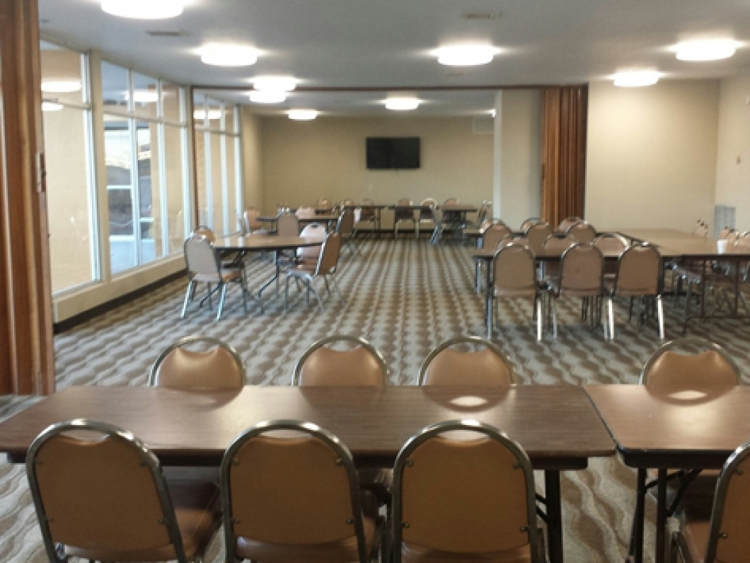 Hold Your Event in Our Fully Renovated Conference Room